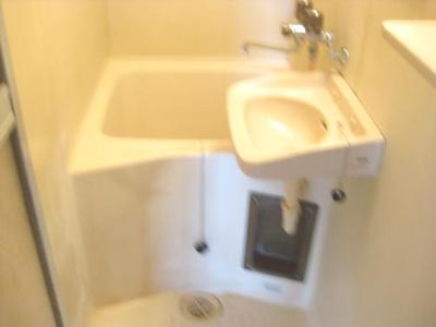 【浴室】流町プチシャトー