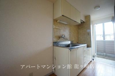 【キッチン】サンライフイイジマ