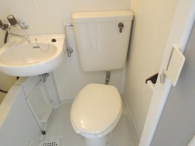 【トイレ】エクセレント長原