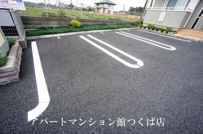 【駐車場】サンセールⅡ