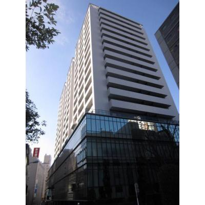 テラス渋谷美竹の外観です。