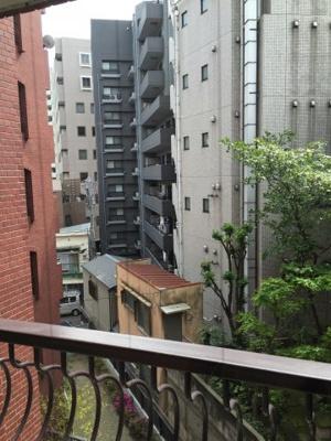 【展望】マンション広尾台