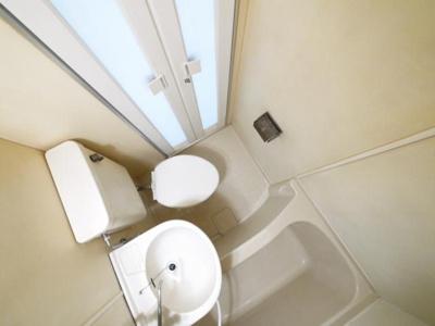 【浴室】グローリー新大宮