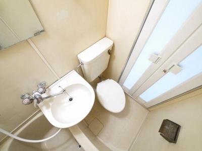 【トイレ】グローリー新大宮