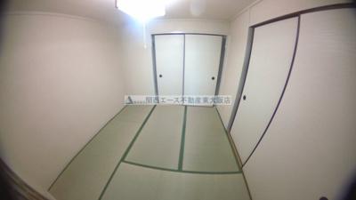 【寝室】第一寿マンション