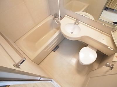 【浴室】ハイム岩屋