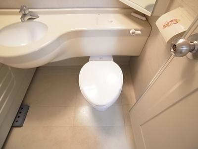 【トイレ】ハイム岩屋