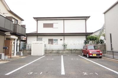 【駐車場】トリプレット松ヶ丘