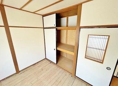 【収納】惣社2丁目貸家