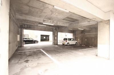 【駐車場】黄金ハイツ