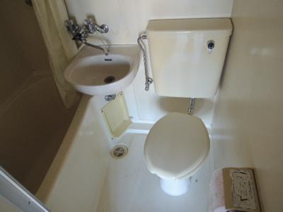 【浴室】シャトー平野本町