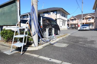 【駐車場】パークビューテラスA