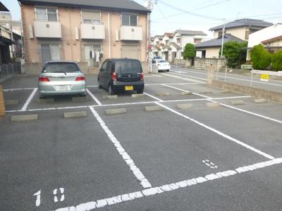 【駐車場】ルシエル
