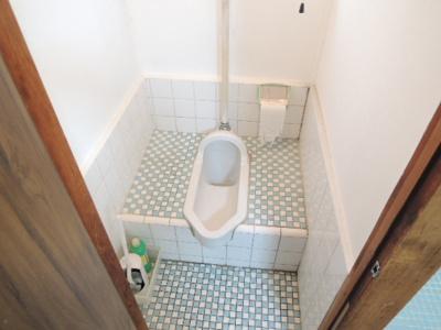 【トイレ】オーシャンビュー加美北