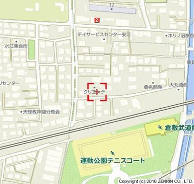 【地図】クリエンテB