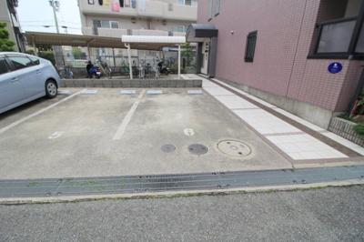 【駐車場】アネックス桜の町A棟
