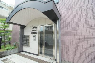 【エントランス】アネックス桜の町A棟