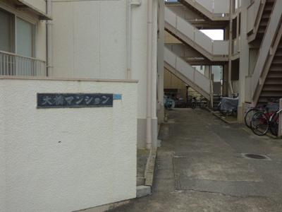 【エントランス】大橋マンション
