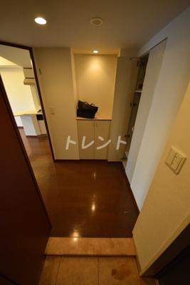 【玄関】パークハイム神楽坂