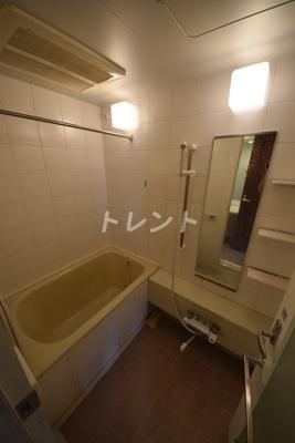 【浴室】パークハイム神楽坂