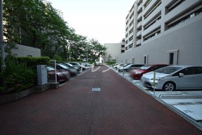【駐車場】パークハイム神楽坂