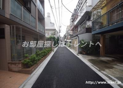 【外観】マーベラス早稲田鶴巻町