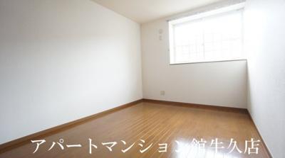 【洋室】サンフォレストB