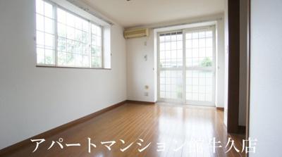 【玄関】サンフォレストB