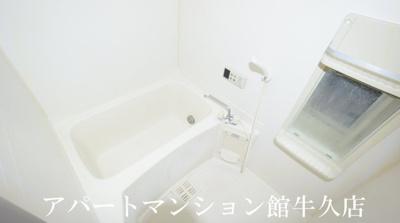 【居間・リビング】サンフォレストB