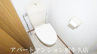 【浴室】サンフォレストB