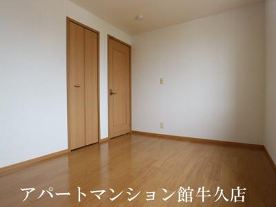 【寝室】レジデンスさくら台C