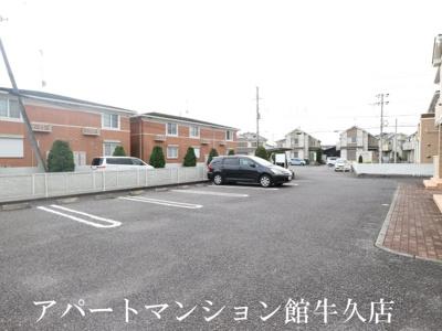【駐車場】レジデンスさくら台C