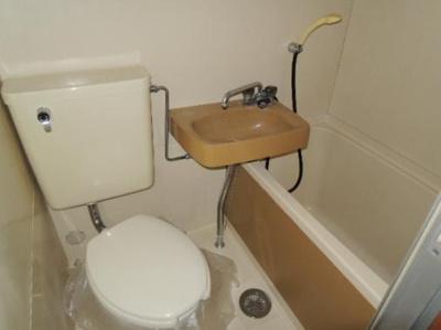 【浴室】ビクトリー平野