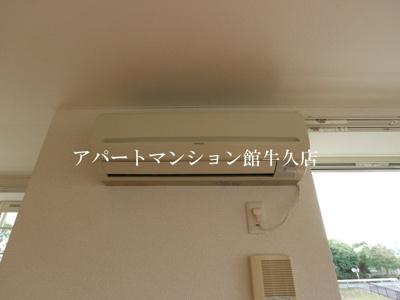 【設備】グリシーヌ・パレ