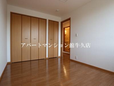 【洋室】グリシーヌ・パレ