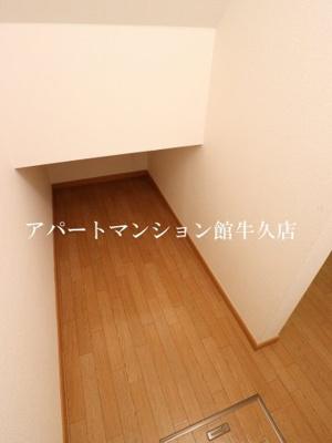 【収納】グリシーヌ・パレ