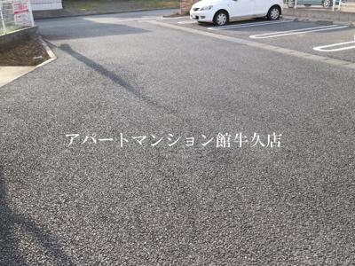 【駐車場】グリシーヌ・パレ