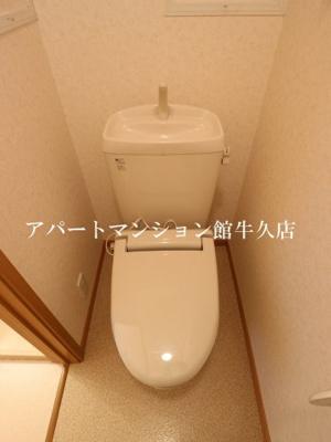 【トイレ】グリシーヌ・パレ