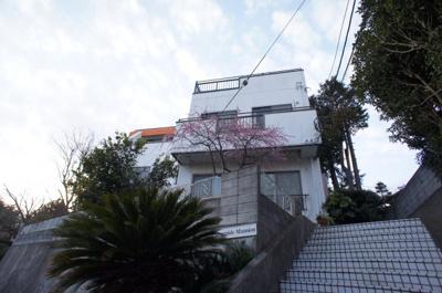 【外観】リバーサイドマンション