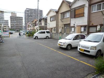 【駐車場】ハイツコーセー