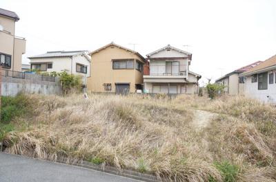 【外観】神戸市西区白水1丁目 売土地