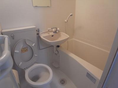 【浴室】エステートタケモリ