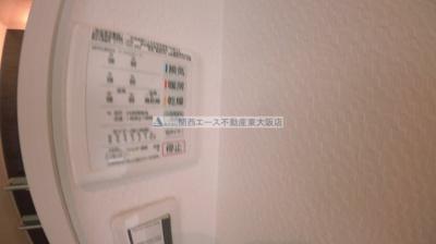 【設備】イーストフォレスト枚岡駅前