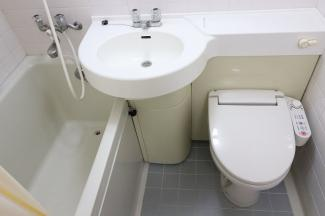 【浴室】上原ハイツⅡ