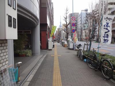 【周辺】コンフォート入谷