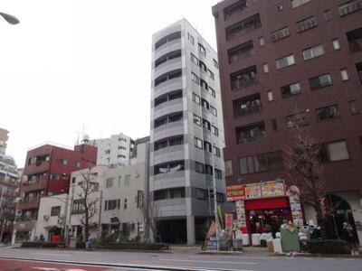 【外観】コンフォート入谷