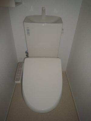 【トイレ】ラ・ルーチェ