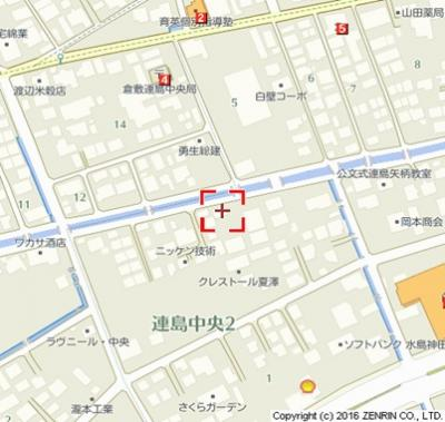 【地図】グリシーヌ