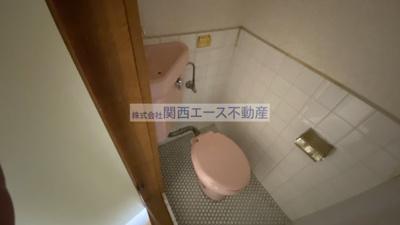 【トイレ】大繁ハイツ