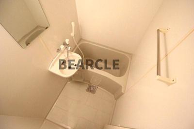 【浴室】レオパレスサンシャイン